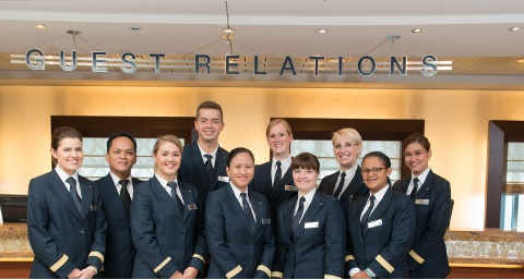 Job Cruise Romania Front Desk Guest Service Guest Service Officer